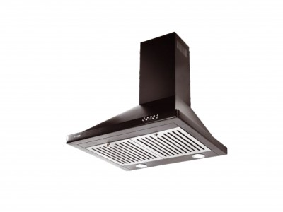 Blowhot Eva Black with Square front with Black acryilic  Chimney