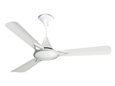 Crompton Avancer E-Sense 1200mm Silver White ceiling fan