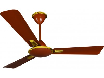 Crompton Aura 48-inch Ceiling Fan (Brown)