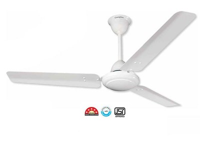Crompton Empower 50 1200mm Opal White ceiling fan