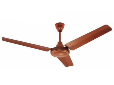 Crompton Entrust 50 1200mm Brown ceiling fan