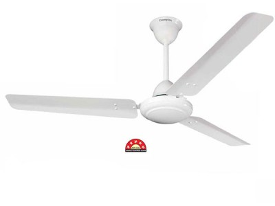 Crompton Entrust 50 1200mm Opal White ceiling fan