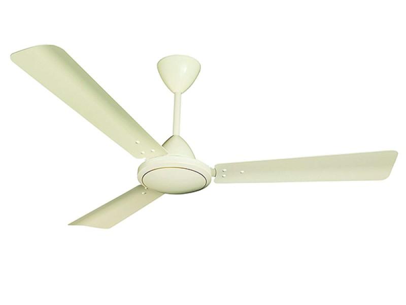 Crompton Jura 600mm Pearl Silver White ceiling fan