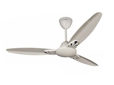 Crompton Senoprime 1200mm Cool Grey ceiling fan