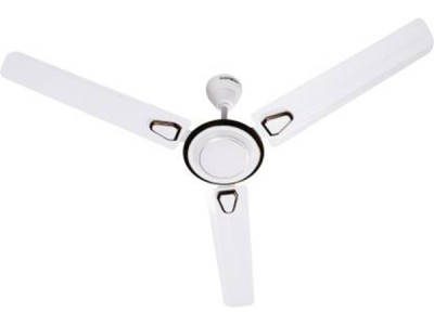 Crompton Super Briz Deco 1200mm Birken White ceiling fan