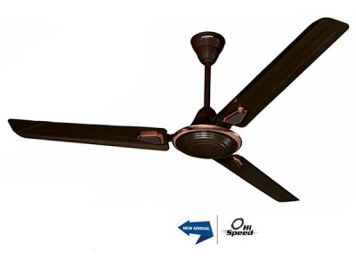 Crompton Super Briz Deco 900mm Smoked Brown ceiling fan