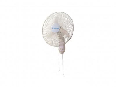 """Crompton High Flo LG 18"""" 450mm Light Grey Wall mount fan"""