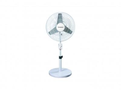 Crompton  Mini Sappy 400mm White Pedestal Fan