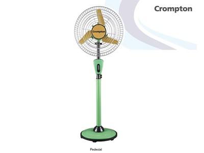 Crompton Vortex 750mm Heavy Duty Pedestel Fan