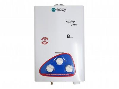 Eazy Gas Geyser Hotty-Plus-PC02 8L (1kg, 3 Liner)