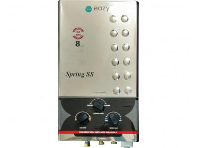Eazy Gas Geyser Spring SS 8L (1kg, 3 Liner)