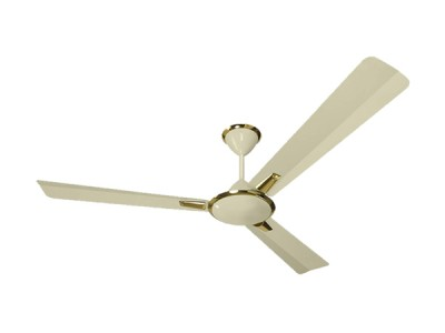 Eazyfans Aurora Anti Dust Ivory Choco HS Ceiling Fan