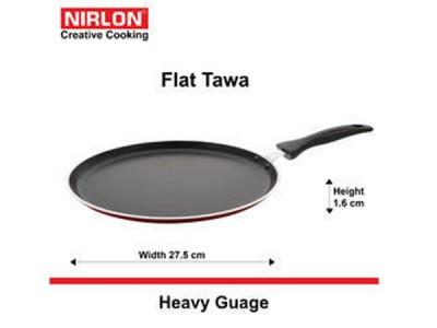 Nirlon Flat Tawa -12 (3.2mm)