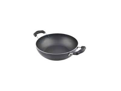 Nirlon Induction Deep Kadai without Lid 2.3Ltr