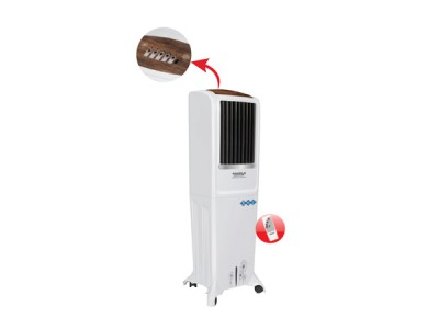 Maharaja Whiteline Blizzard Deco 55 Tower Cooler RE