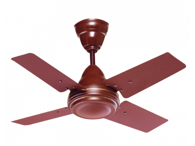 Runner HS 600mm Ceiling Fan Brown