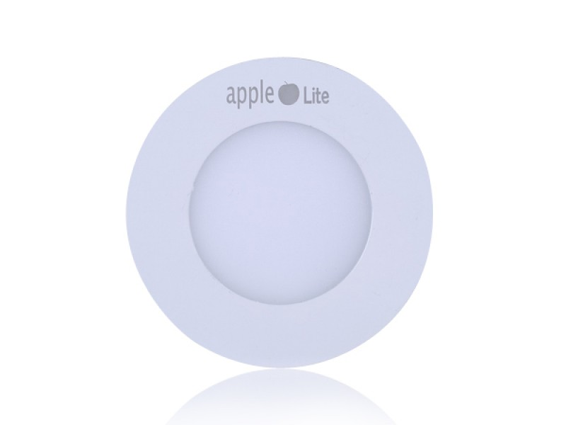 Apple Lite Round 9W Led Panel Light