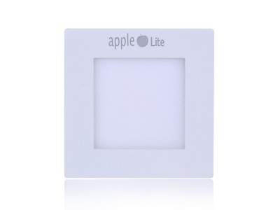 Apple Lite Square 3W Led Panel Light