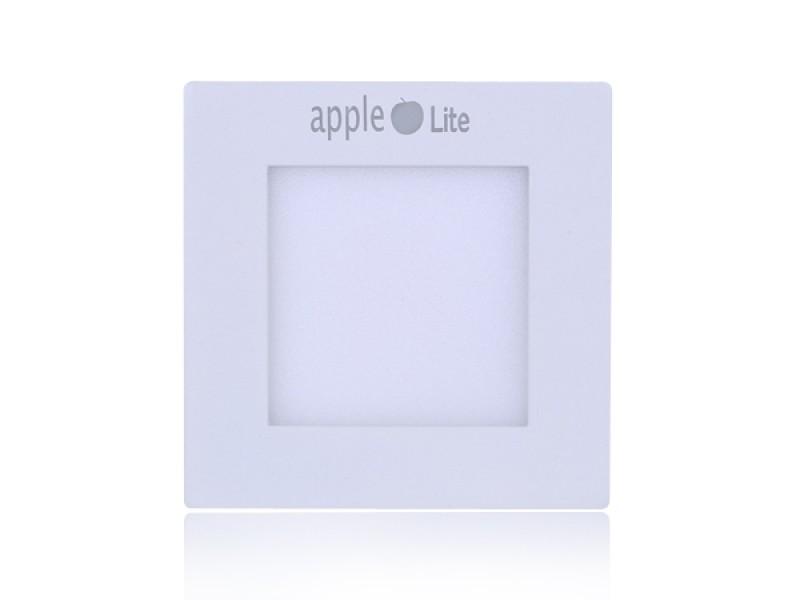 Apple Lite Square 3W Led Panel Light