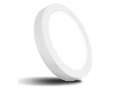 Apple Lite Surface 3W Round Led Panel Light