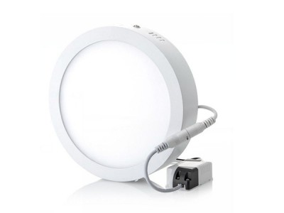 Apple Lite Surface 6W Round Led Panel Light