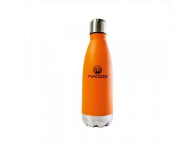 Peacocks Cola Vacuum Bottle Orange-350ml