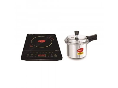 Pigeon Combo Induction Cooktop Acer Plus and Cooker