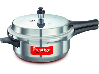 Prestige Popular 6 Litre Senior Deep Pressure Pan with Lid