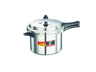 Prestige Popular Plus Induction Base Pressure Cookers 6.5 Litre