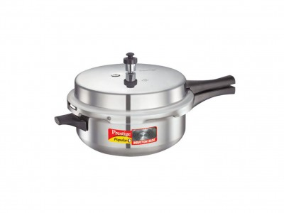 Prestige Popular Plus Induction Base Junior Deep Pan 4.1 Litre