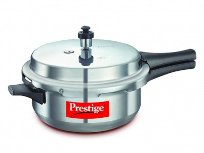 Prestige Popular 4.1 Litre Junior Deep pressure Pan with Lid