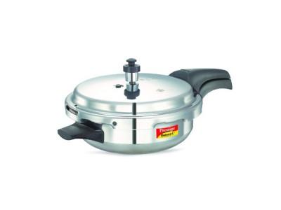 Prestige Deluxe Plus Aluminium 3.1 Litre Induction Base Junior Pressure Pan