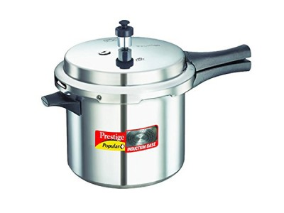 Prestige Popular Plus Induction Base Pressure Cookers 7.5 Litre
