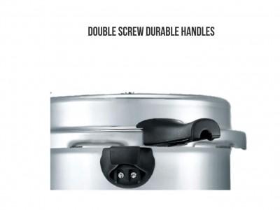 Prestige Popular Plus Induction Base Pressure Cookers 3 Litre