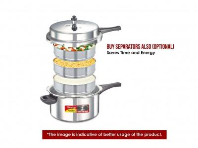Prestige Popular Plus Induction Base Pressure Cookers 2 Litre