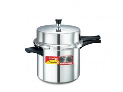Prestige Popular Plus Induction Base Pressure Cookers 12 Litre