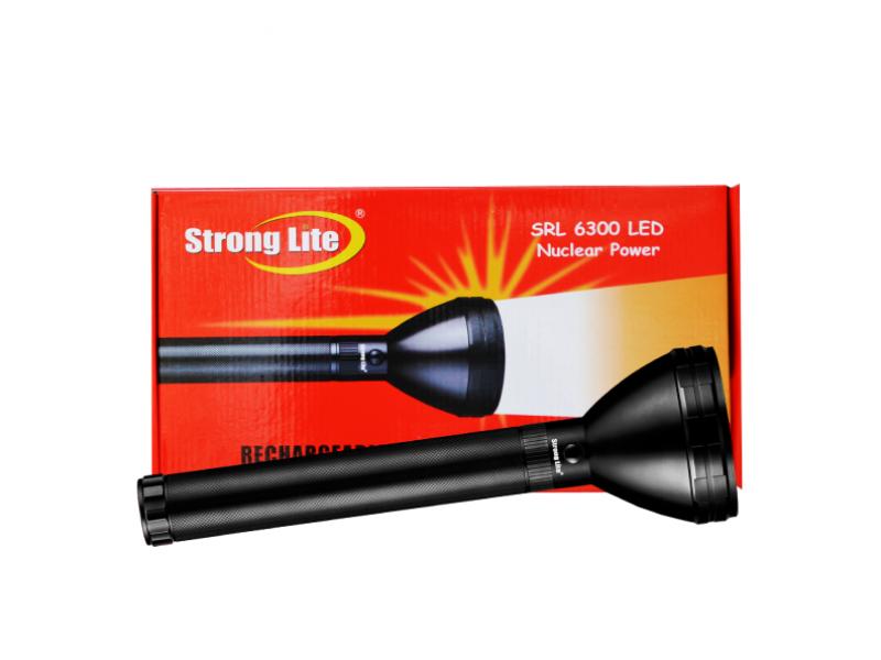 Strong Lite LED Flash Light-6300