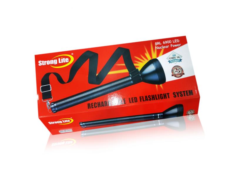 Strong Lite LED Flash Light-6900