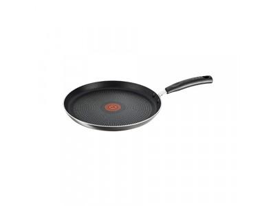 TEFAL FRY PAN 20 CM GREYISH BLACK DELICIA