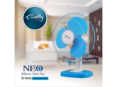 Rally Neo (400mm) Table Fan