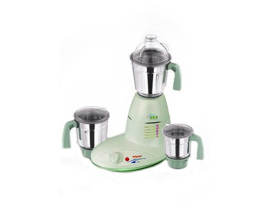 Jaipan Kitchen Green 3 Jar Mixer Grinder