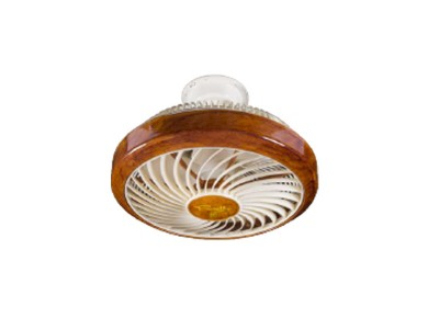 Rally Grill Rotating Wood (12inch) Cabin Fan