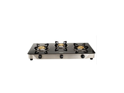 Spherehot 3 Burner gas stove