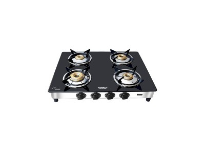 Maharaja Whiteline Ignitio 4 Burner Gas Stove