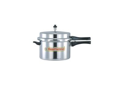 Sunflower Aluminium Pressure Cooker 7.5L