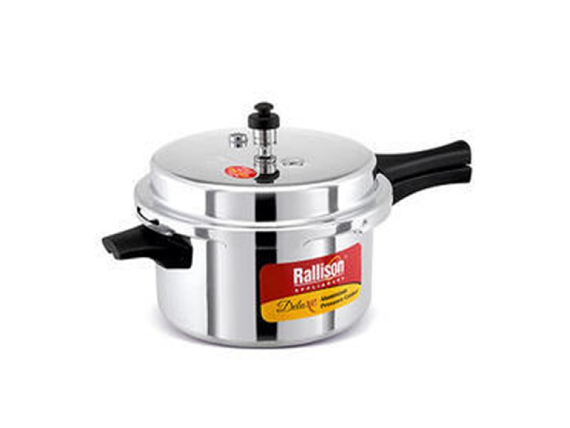 Rallison Deluxe Pressure Cooker 3L Induction Based