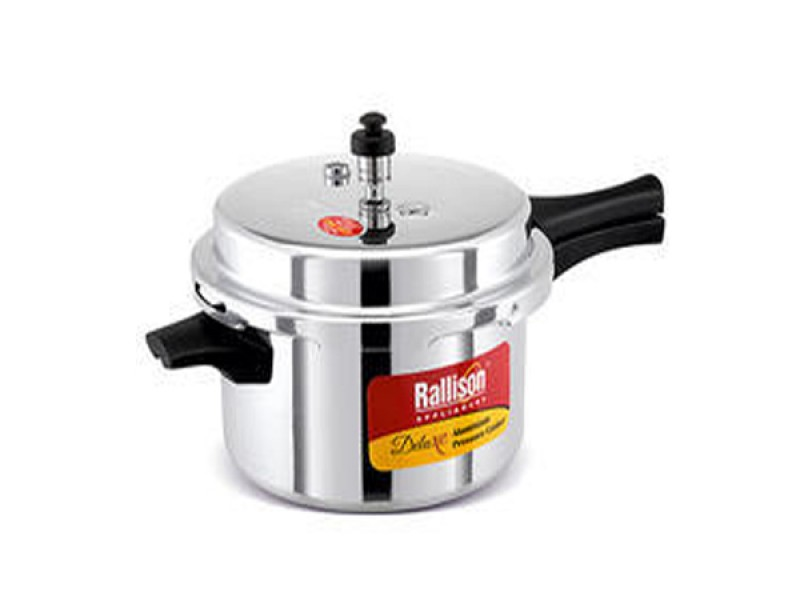 Rallison Deluxe Pressure Cooker 5L Induction Based