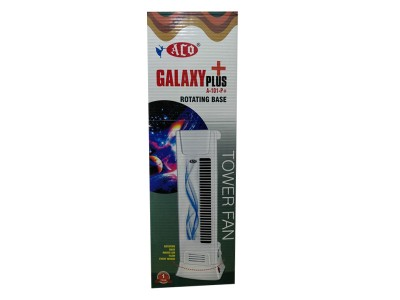 Aco A-101-P Galaxy Plus Tower Fan