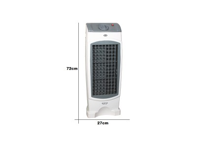 Aco A-105-P Rapid White-Grey Tower Fan