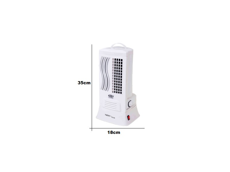 Aco A-100-P+ Twist Plus Tower Fan